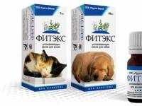 Успокоительный препарат Фитекс и его применение у кошек