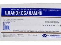Как давать Цианокобаламин кошке?