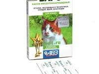 Капли от блох для кошек — Барс