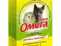 Витамины Нео Омега для котов