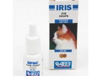 Глазные капли Ирис для кошек