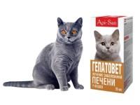 Инструкция по применению препарата Гепатовет для кошек