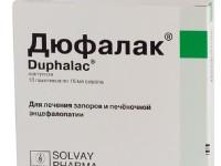 Инструкция по применению препарата Дюфалак для кошек